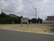 匝瑳市須賀小学校すぐ近くの宅地